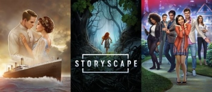 Storyscape: Play Episodji Ġodda