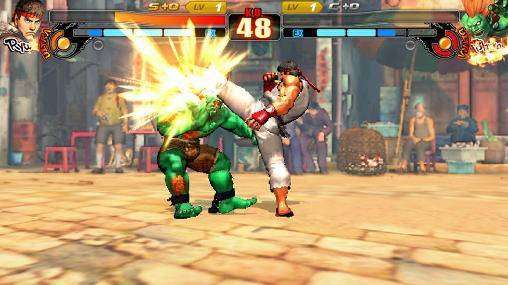 Street Fighter IV Arena Full APK Android Game Free Download