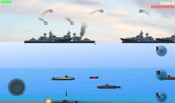 ataque submarino APK Android