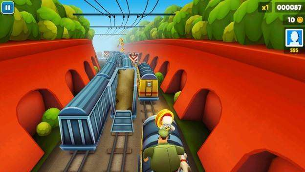 Subway Surfers MOD APK Android Free Download