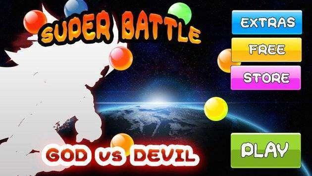Súper Batalla por Goku Diablo