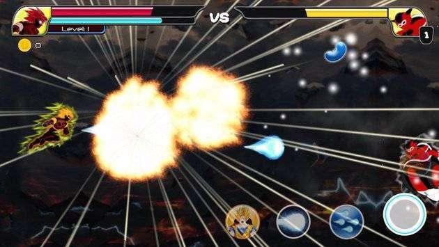 Súper Batalla por Goku Diablo MOD APK Android Descargar gratis