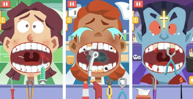 super dentist APK Android