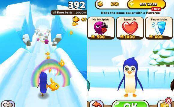 Super Penguins MOD APK Android Game Free Download