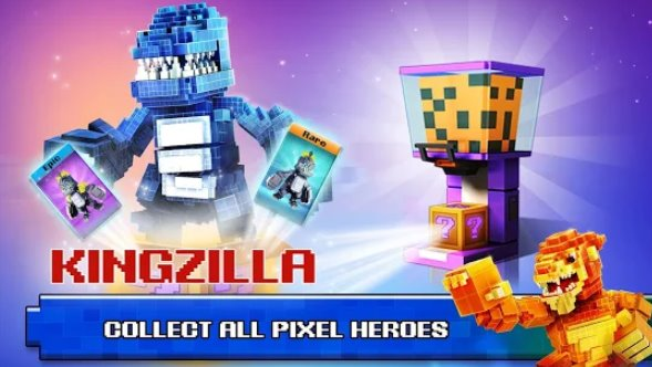 Super Pixel Helden APK Android