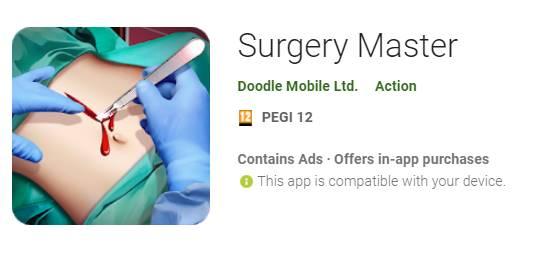 maître de chirurgie