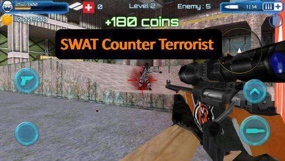 SWAT Counter Terrorist