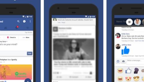 прокрутить для facebook pro APK Android