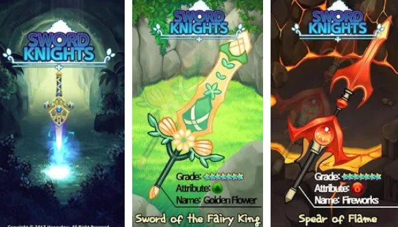 Schwert Ritter Leerlauf RPG Premium APK Android