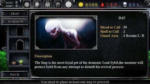 Sybil: Castle of Death Full APK Android Game Free Download