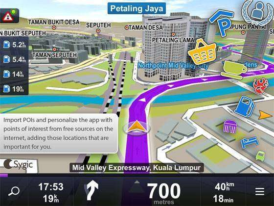 GPS Navigation & Maps Sygic Full APK Android Free Download