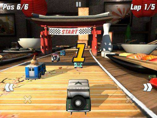 Table Top Racing Premium Paid APK Android Game Free Download