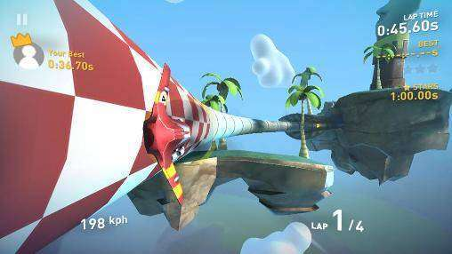 Tail Drift MOD APK Android Game Free Download