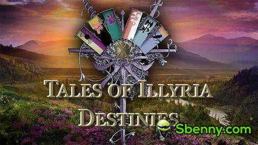 Tales of Illyria Destinies RPG Full APK Android Download