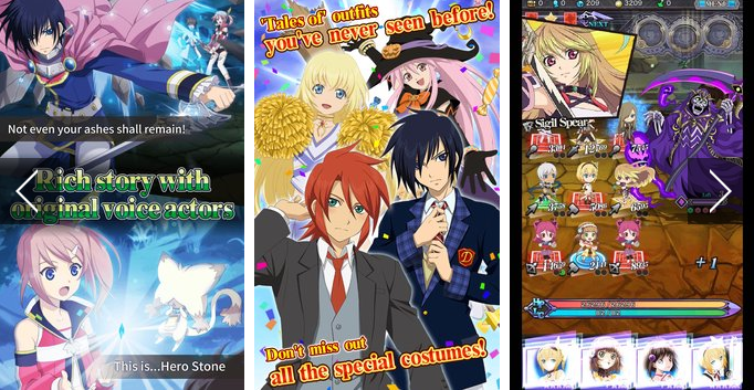 tales of link APK Android