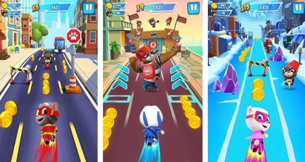 download game tom hero mod apk