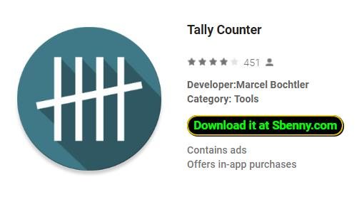 Tally Counter MOD APK Android Download