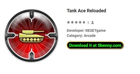tank as rechargé