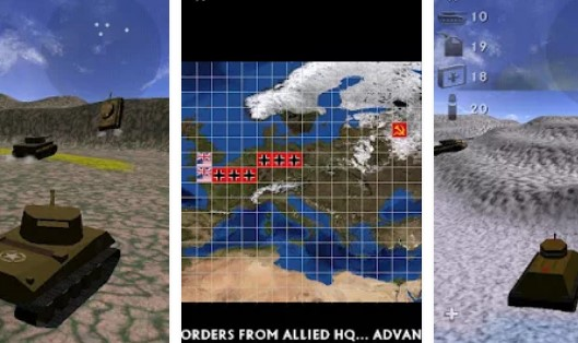 tank ace reloaded APK Android