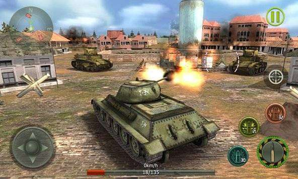 Tank Strike 3D MOD APK Android Free Download