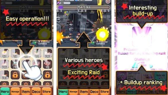 toque raid APK Android