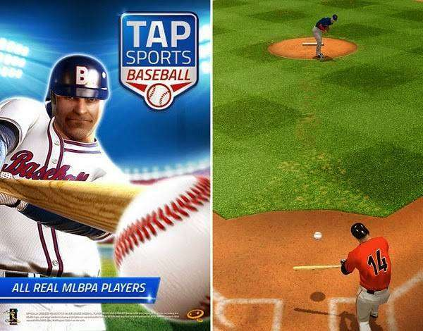 TAP SPORTS BASEBALL MOD APK Android Game Free Download