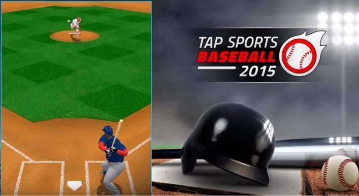 TAP SPORTS BASEBALL 2015 MOD APK Android Game Free Download