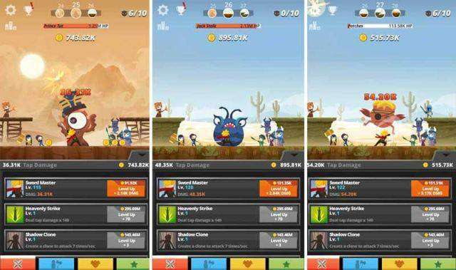 Tap Titans APK Android Game Free Download