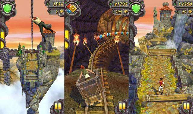 Temple Run 2 APK + MOD Android Game Free Download