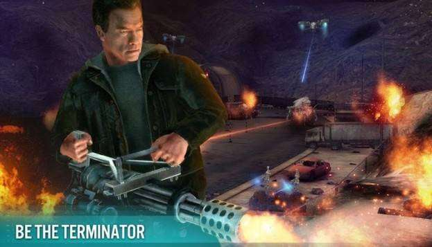 TERMINATOR GENISYS: GUARDIAN MOD APK Android Game Free Download