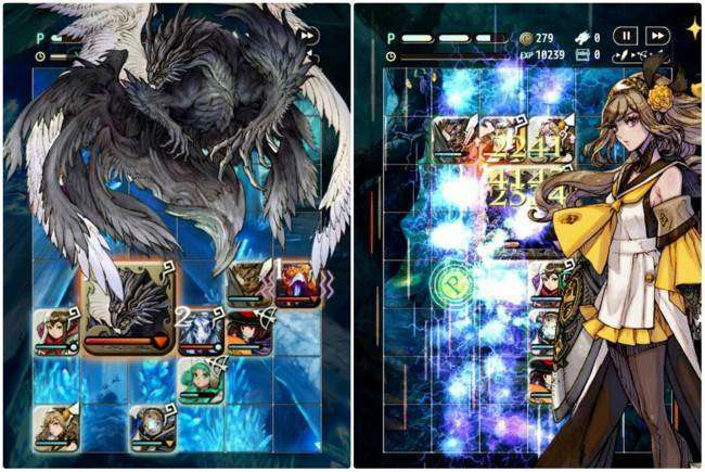Terra Battle MOD APK Android Game Free Download