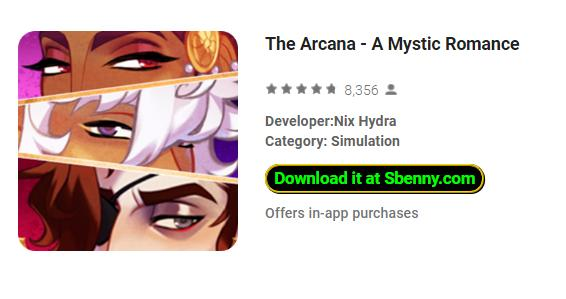 The Arcana - A Mystic Romance Unlimited Coins MOD APK