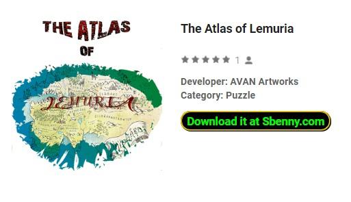der Atlas von Lemuria