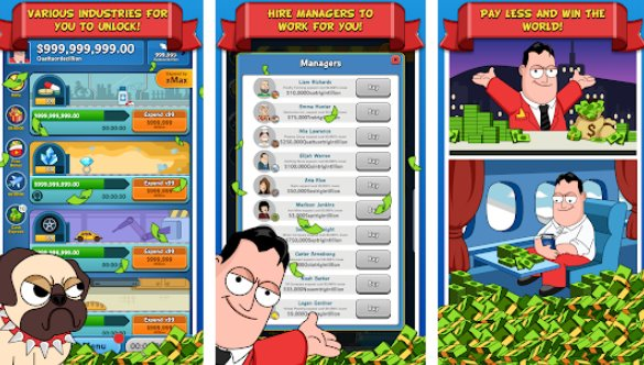 le grand capitaliste 3 APK Android