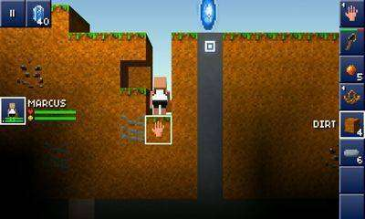 The Blockheads APK MOD Crystals Android Game Free Download