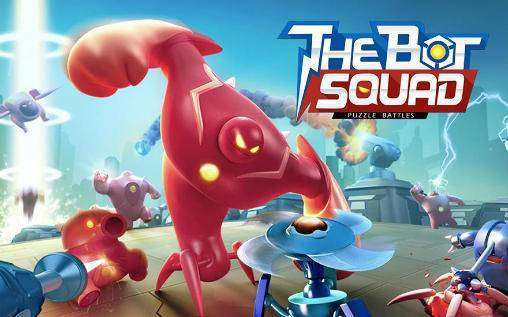 Download Android APK Game The Bot Squad: Puzzle Battles
