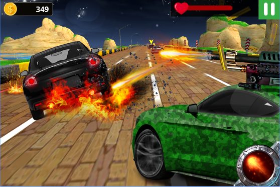 the chase  car games APK Android