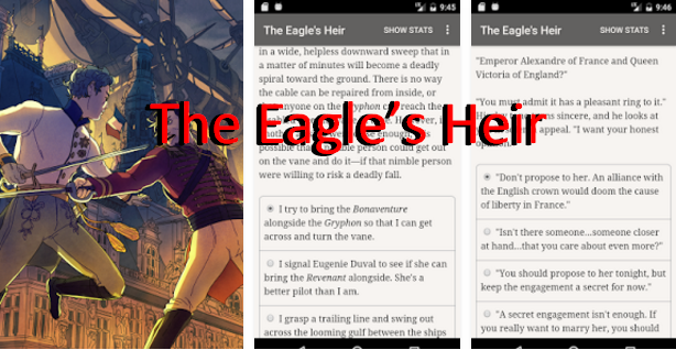 The Eagle's Heir MOD APK for Android Free Download