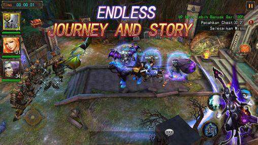 The Exorcists: 3D Action RPG MOD APK Android Free Download
