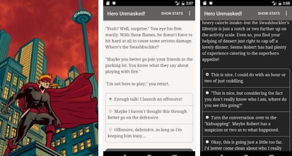 L'eroe ha smascherato! Versione completa sbloccata MOD APK Android Download gratuito