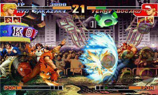 THE KING OF FIGHTERS '97 Full APK Android Game Free Download