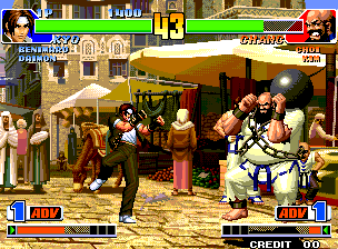 THE KING OF FIGHTERS 98 Full APK Android Free Download