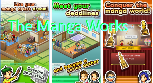 The Manga Works MOD APK Android Free Download