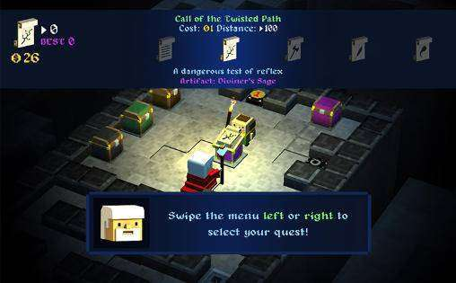 The Quest Keeper APK MOD Android Game Free Download