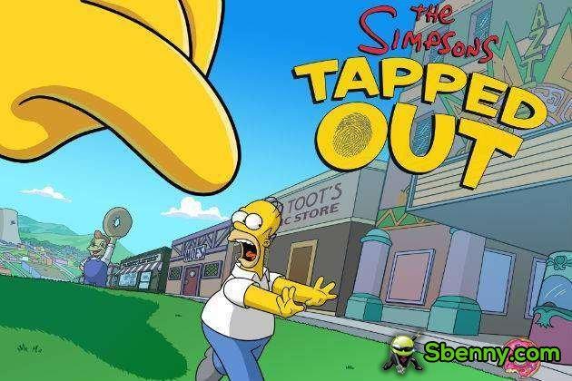 I Simpson batté