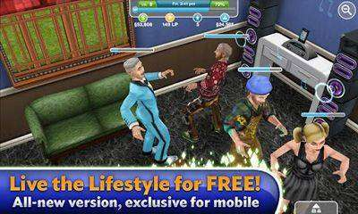 The Sims FreePlay APK MOD Android Game Free Download