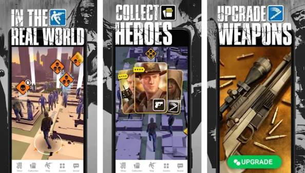 the walking dead our world APK Android