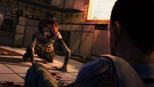 The Walking Dead: Estación una completa APK Android Descarga gratuita juego