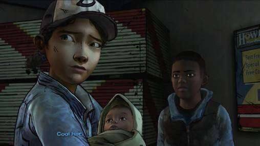 the walking dead a new frontier game free download