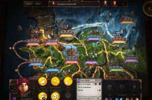 The Witcher Adventure Game Full APK Android Free Download